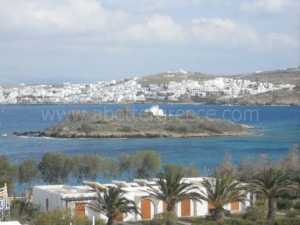 Paros island travel Greece