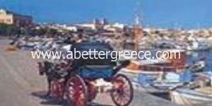 Holidays on Aegina Island in Greece