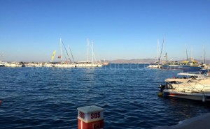 Angistri island Greece