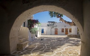 Antiparos sightseeing Greece