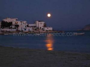 Koufonisi island view Cyclades Greece