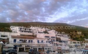 Kythnos island Cyclades