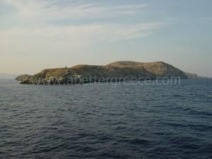 Makronissos island, Greece