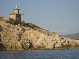 Poros island sites, Greece