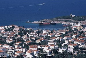 Spetses island, Saronic Gulf, Greek islands