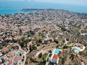 Spetses island acivities, Saronic Gulf, Greece