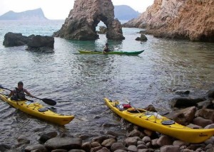 activities on Milos, Greece