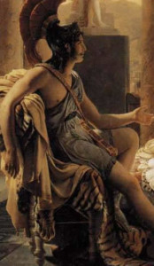 Aeneas in Greek mythology