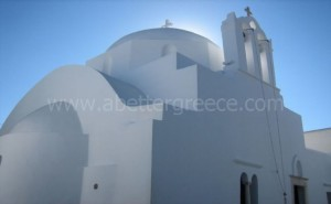Folegandros church, Greece