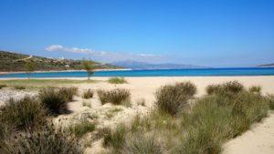 Οι παραλίες της Ηρακλειάς