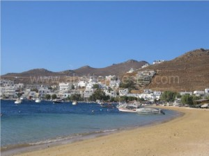 Serifos beaches, Cyclades, Greece