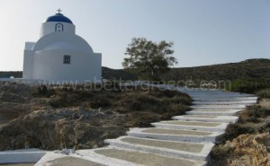 Amorgos Cyclades Greece