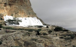 Amorgos churches Greece