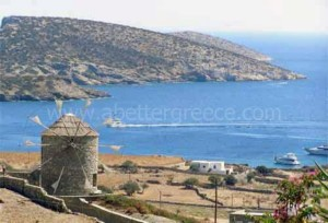 Schinnousa sightseeing, Cyclades Greece