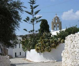 Schinnousa island, small Cyclades, Greece