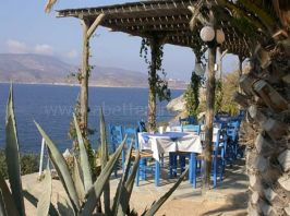 Cyclades islands, food and drink