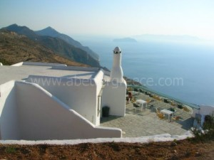 Sikinos accommodation, Cyclades, Greece