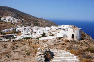 η Σικινος στην ελληνική ιστορία