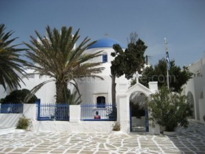 holidays on Sikinos island, Cyclades, Greece