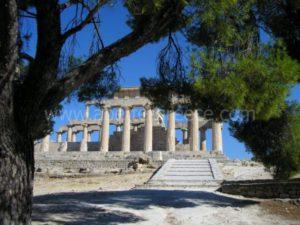 Отдых на острове Эгина