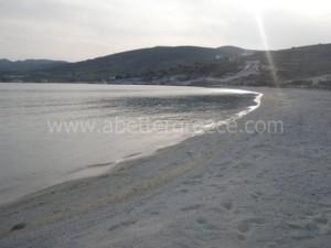 Kimolos beaches, Cyclades Greece