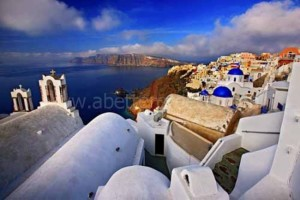 Santorini beauty Greece