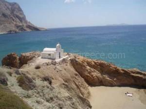 Anafi island guide, Cyclades, Greece