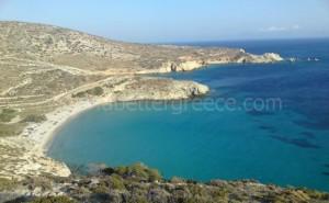 Donousa island Cyclades Greece