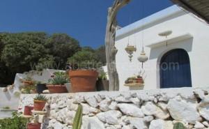 Donousa, small Cyclades Greece