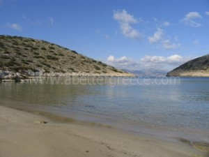 Iraklia, small Cyclades Greece