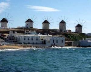 Mykonos vacations, Greece