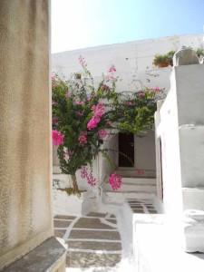 Serifos villages, Cyclades, Greece