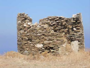 Serifos in Greek mythology, Cyclades, Greece