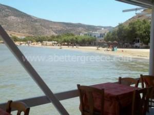Sifnos beaches, Cyclades, Greece
