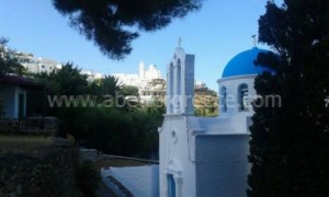 Sifnos church, Cyclades, Greece