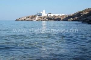 Sifnos island churches, Cyclades, Greece