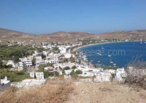 Serifos island, Cyclades, Greece