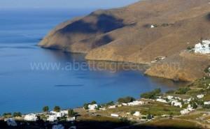 Aegiali Amorgos Greece