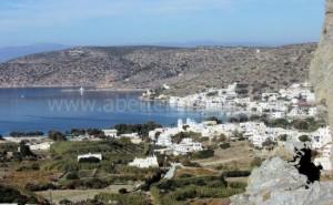 Amorgos island Greece