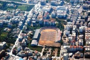Patras city, Greece