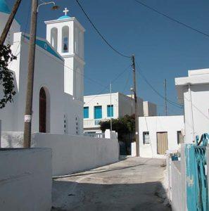εκκλησίες στη Σχοινουσα