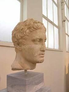 stoa of Eumenes, Athens, Greece