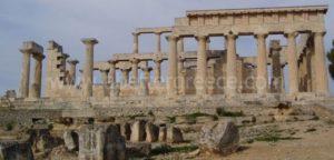 travel to Aegina island in Greece