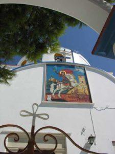 εκκλησίες στα Κουφονήσια στις Κυκλάδες