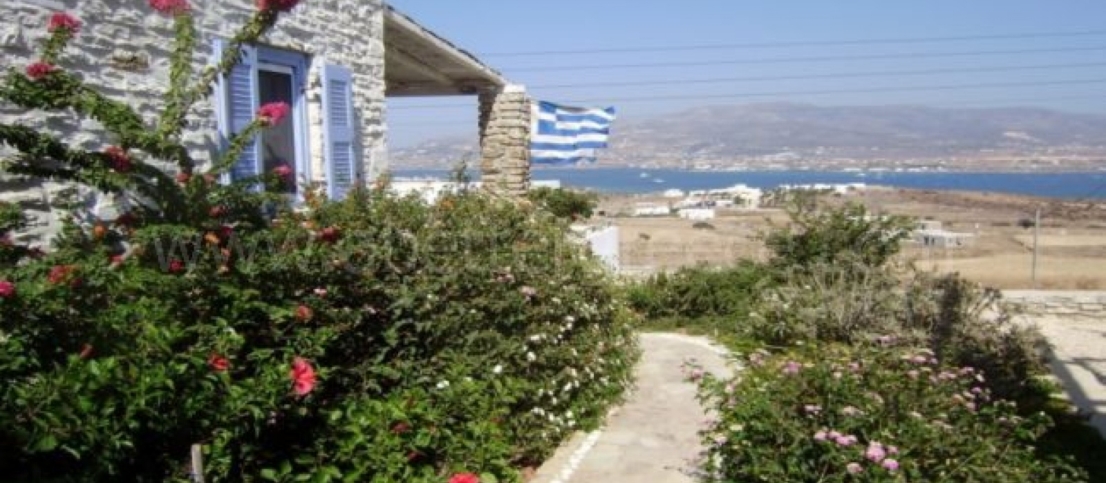 2 Bedrooms, Villa, Vacation Rental, 2 Bathrooms, Listing ID 1112, Antiparos, Greece,