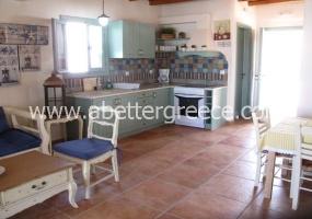 2 Bedrooms, Villa, Vacation Rental, 2 Bathrooms, Listing ID 1125, Koufonisi, Greece,