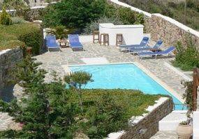 5 Bedrooms, Villa, Vacation Rental, 3 Bathrooms, Listing ID 1161, Naxos, Greece,