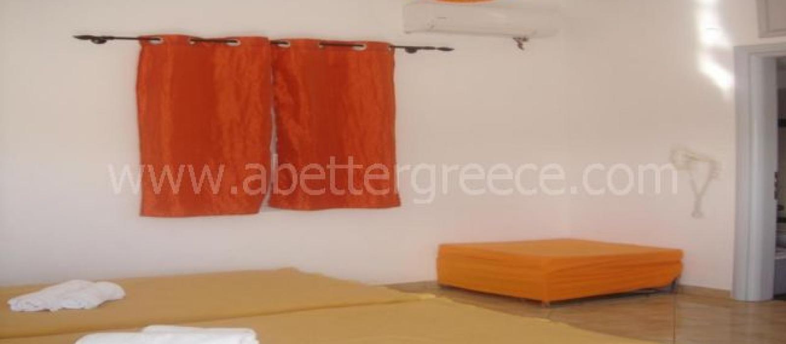 1 Bedrooms, Apartment, Vacation Rental, 1 Bathrooms, Listing ID 1165, Iraklia, Greece,