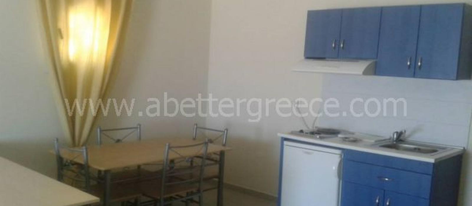 1 Bedrooms, Apartment, Vacation Rental, 1 Bathrooms, Listing ID 1168, Iraklia, Greece,