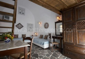 Villa, Vacation Rental, Listing ID 1183, Santorini, Greece,